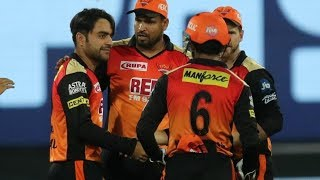 IPL 2018: When Punjab Kings XI could not do anything in front of Sunrisers Hyderabad - ABPNEWSTV