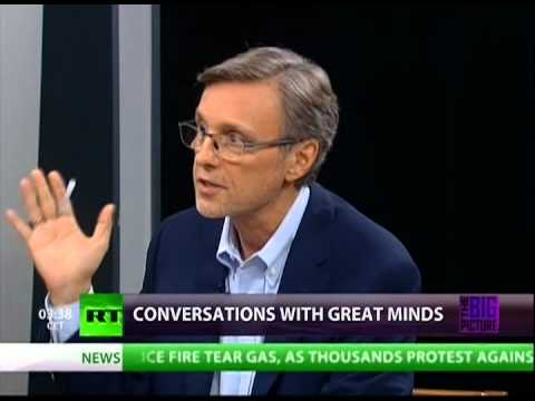 Conversations w/ Great Minds - Jeffrey Smith GMOs - Seeds of Deception P1