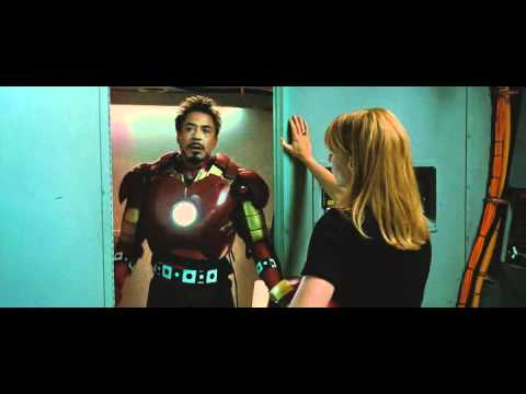 Iron Man 2 - Alternate Opening
