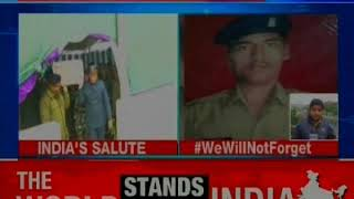 Pulwama News Live Updates: Salute to our martyrs; the world stands with India - NEWSXLIVE