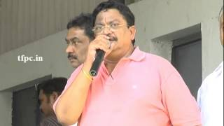 C.Kalyan Speech at Telugu Film Industry Swachh Hyderabad - TFPC