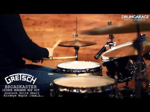 Gretsch Snares 비교영상