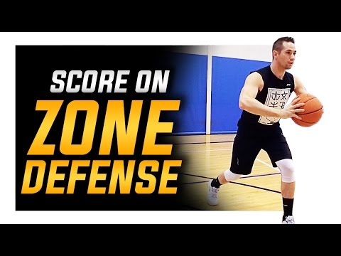 3 Simple Keys to Score on a 2-3 Zone Defense: Basketball Moves For Beginners