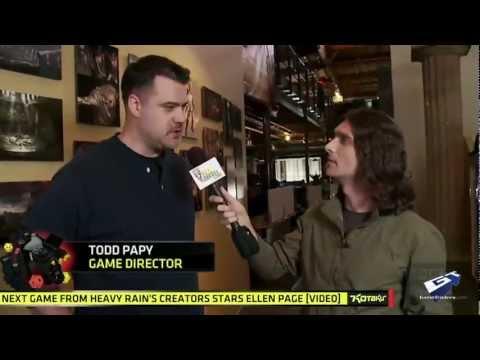 God of War: Ascension - E3 2012: Multiplayer Interview