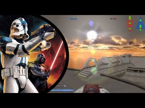 Star Wars Battlefront II Bespin Orbital Strike