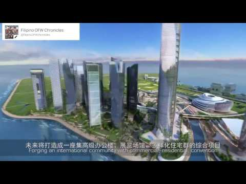 The Future of the Philippines, The New Manila Bay City of Pearl