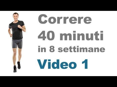 Allenamento Corsa: Programma per Iniziare a Correre (Video 1)