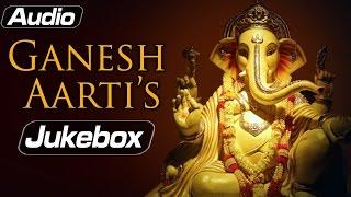 Ganpati Devotional Aartis - Jukebox 1 - Classic Devotional Aartis - BHAKTISONGS