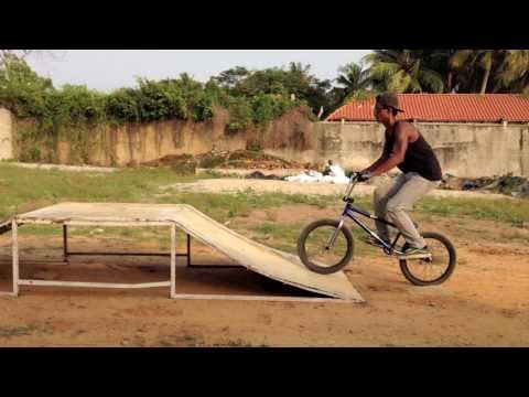 Bmx Summer Edit of Mathieu Gimet