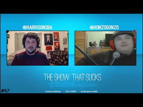 The Show That Sucks #57 Double Combo - With Harrison and Honzo Gonzo