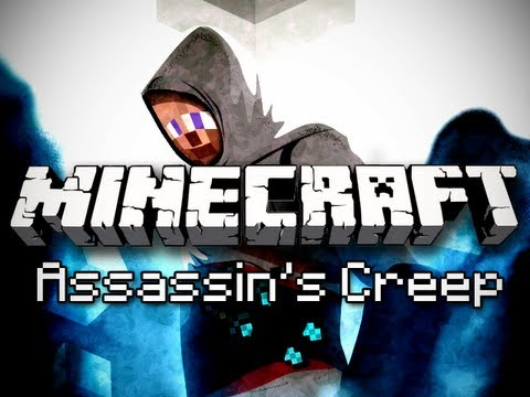 Minecraft Assassin s Creep Part 1 Custom Map Adventure