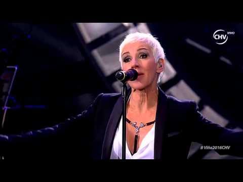 Ana Torroja - La fuerza del destino y Hoy no me puedo levantar