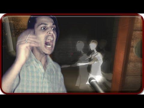 O JOGO QUE ME FEZ DESISTIR - Haunted Investigations - Parte 1