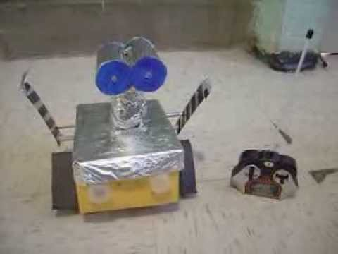 Robot Casero WALL-E