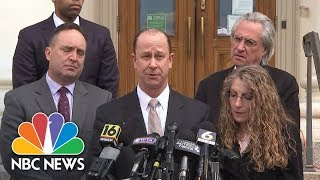 Parents Of Timothy Piazza Announce Anti-Hazing Bill | NBC News - NBCNEWS