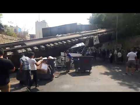 Պէյրութի պատմական «Երկաթէ կամուրջ»ը փուլ եկաւ-2