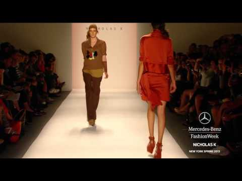 NICHOLAS K FULL COLLECTION - MERCEDES-BENZ FASHION WEEK SPRING 2013