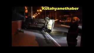 Kütahya'da Trafik Kazası!