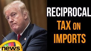 US President Donald Trump Announce A Reciprocal Tax On Imports | Mango News - MANGONEWS