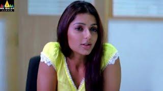 Swagatam Movie Bhoomika at Jagapathi Babu Office | Telugu Movie Scenes | Sri Balaji Video - SRIBALAJIMOVIES