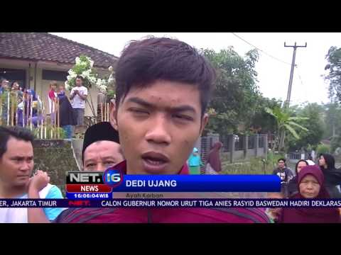 Dianiaya Ayah Tiri, Anak Berumur 3 Tahun di Bandung Tewas - NET16