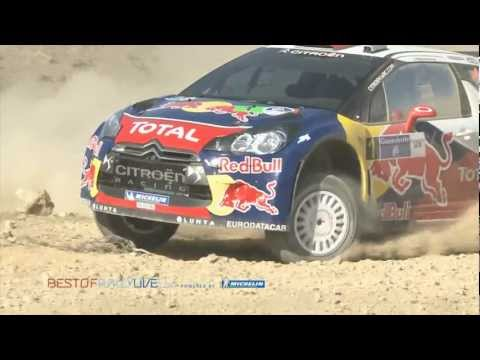 Highlights from the leg 1 - 2012 WRC Rally Mexico - Best-of-RallLive.com