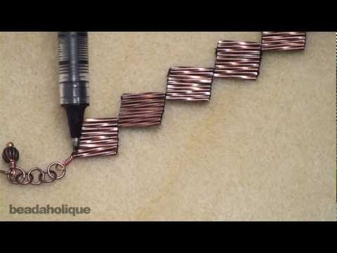 How to Do Ladder Stitch Bead Weaving