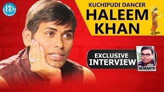 Kuchipudi Dancer Haleem Khan Full Exclusive Interview || Talking Movies with iDream #89 - IDREAMMOVIES