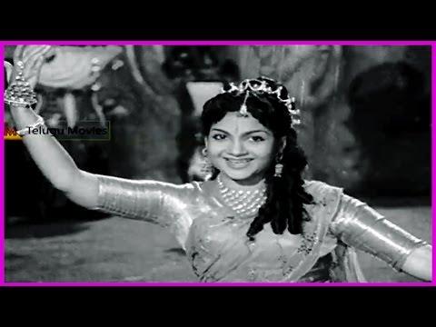Bhooloka Ramba - Telugu Movie Back to Back Superhit Songs - Anjali Devi,Gemini Ganesan