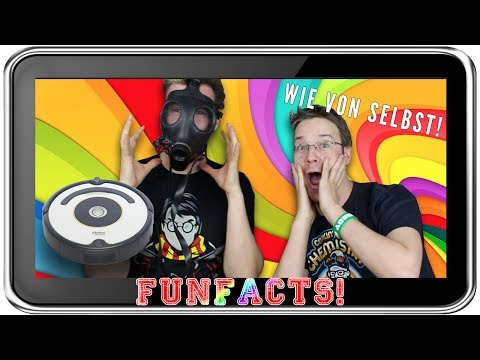 SAUGT dieses VIDEO? - FUN FACTS