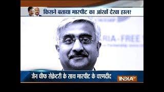 Trouble for AAP MLAs after VK Jain claims Amantullah, Jarwal of assaulting Delhi CS - INDIATV