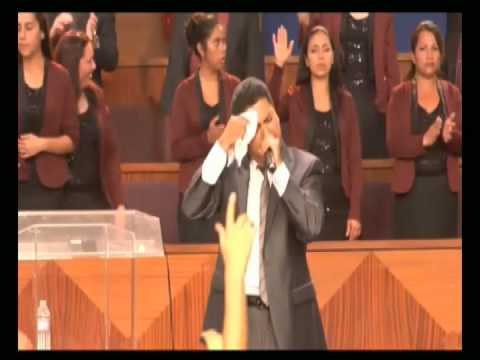 Pastor Leonel Flores. Concierto De Juan Carlos Alvarado
