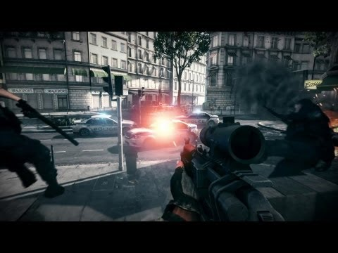 Battlefield 3 'Launch Trailer' [1080p] TRUE-HD QUALITY