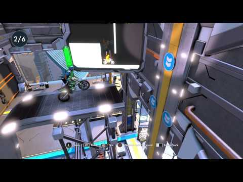 Trials Fusion PS4 Gameplay (HD) 1080p