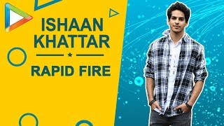 "Ishaan Khatter: ""Dilip Kumar is my favorite Bollywood actor"" 