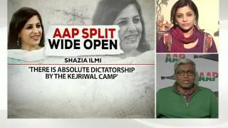 AAP split wide open: Is Arvind Kejriwal a one man show? - NDTV