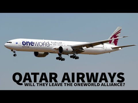 The QATAR AIRWAYS & ONEWORLD Situation Explained