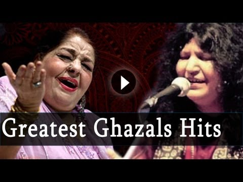 Greatest Ghazal Hits - Part 1 - Farida Khanum - Abida Parveen