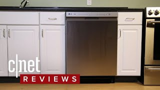 Lots of little touches elevate LG's Quad Wash dishwasher - CNETTV