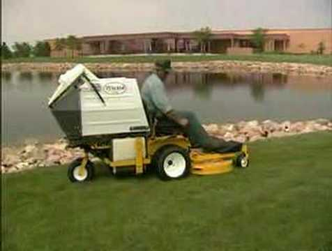 Walker Mowers ¦ Grass Handling Options ¦ English