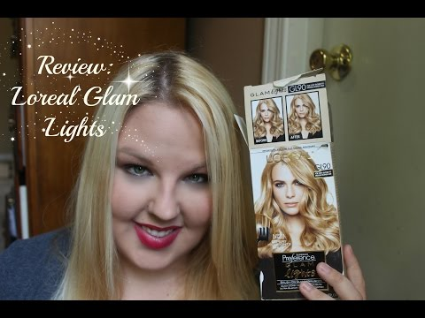 Tutorial And Review Loreal Paris Preference Glam Bronde Ombre | Dark ...