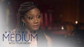 Tyler Henry Has News About Tiffany Haddish's Father | Hollywood Medium with Tyler Henry | E! - EENTERTAINMENT