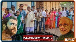 Maharashtra Polling Percentage Till 9AM: Ahemadnagar 4%, pune 9%, Baramati 6% - INDIATV