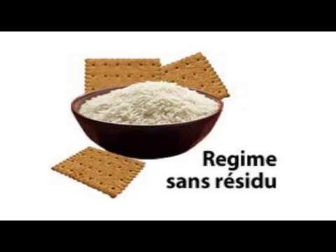 regime sans residus