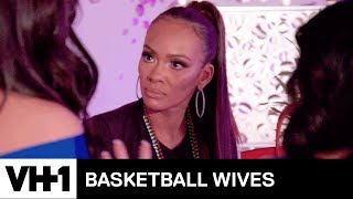 Jackie Christie's Daughter Chantel Approaches Evelyn | Basketball Wives - VH1
