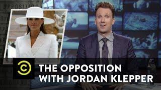 Happy Birthday, FLOTUS – The Opposition w/ Jordan Klepper - COMEDYCENTRAL
