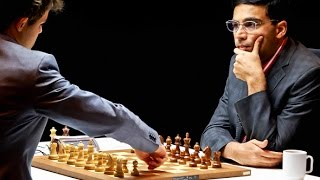Must win game for Viswanathan Anand - TIMESNOWONLINE