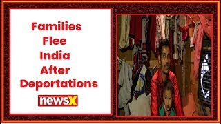 Hundreds of Rohingya families flee India after deportations - NEWSXLIVE