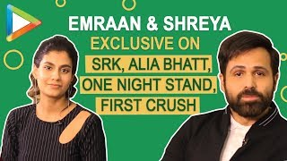 Emraan Hashmi & Shreya Dhanwanthary EXCLUSIVE on Why Cheat India, SRK, One Night Stands - HUNGAMA