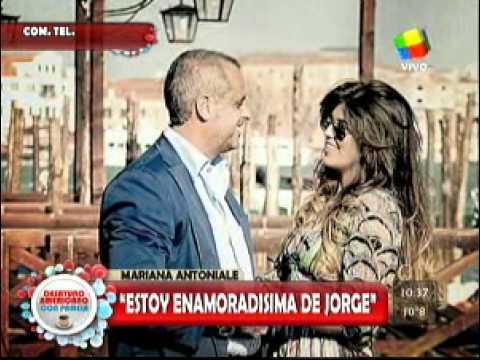 PRIMICIASYA.COM: Mariana Antoniale habló de Jorge Rial